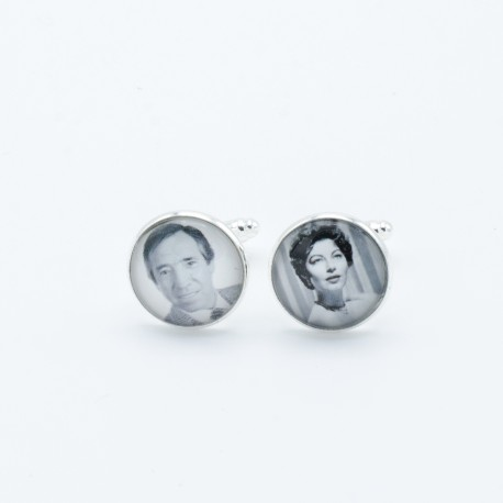 Arde Madrid Cufflinks