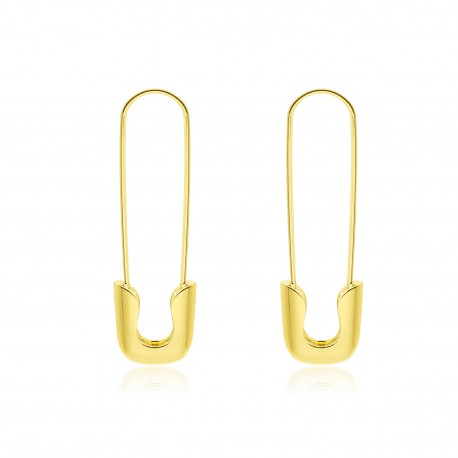 """Pendientes """"Safety Pin"""""""